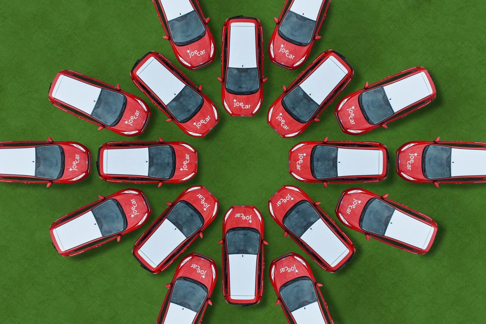 JoeCars (Foto: stadtmobil Rhein-Neckar)